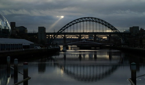 Tyne Bridge by dakegra