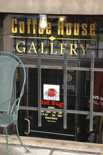 Red Mug Coffee House from cwestberg on Flickr