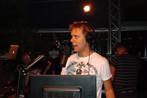 Armin on air