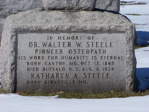 Walter Steele detail