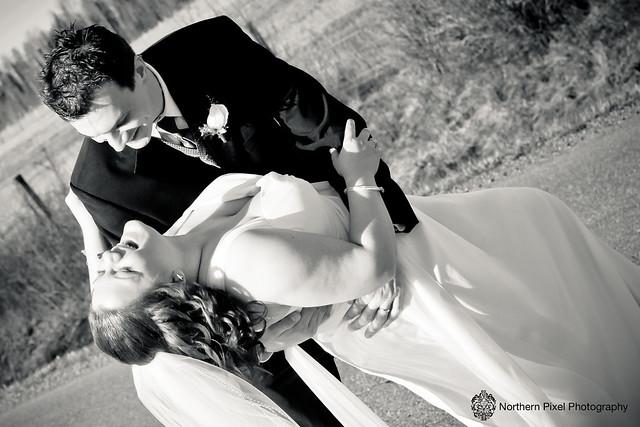 Kristen & Andrew's Wedding- Prince George, BC