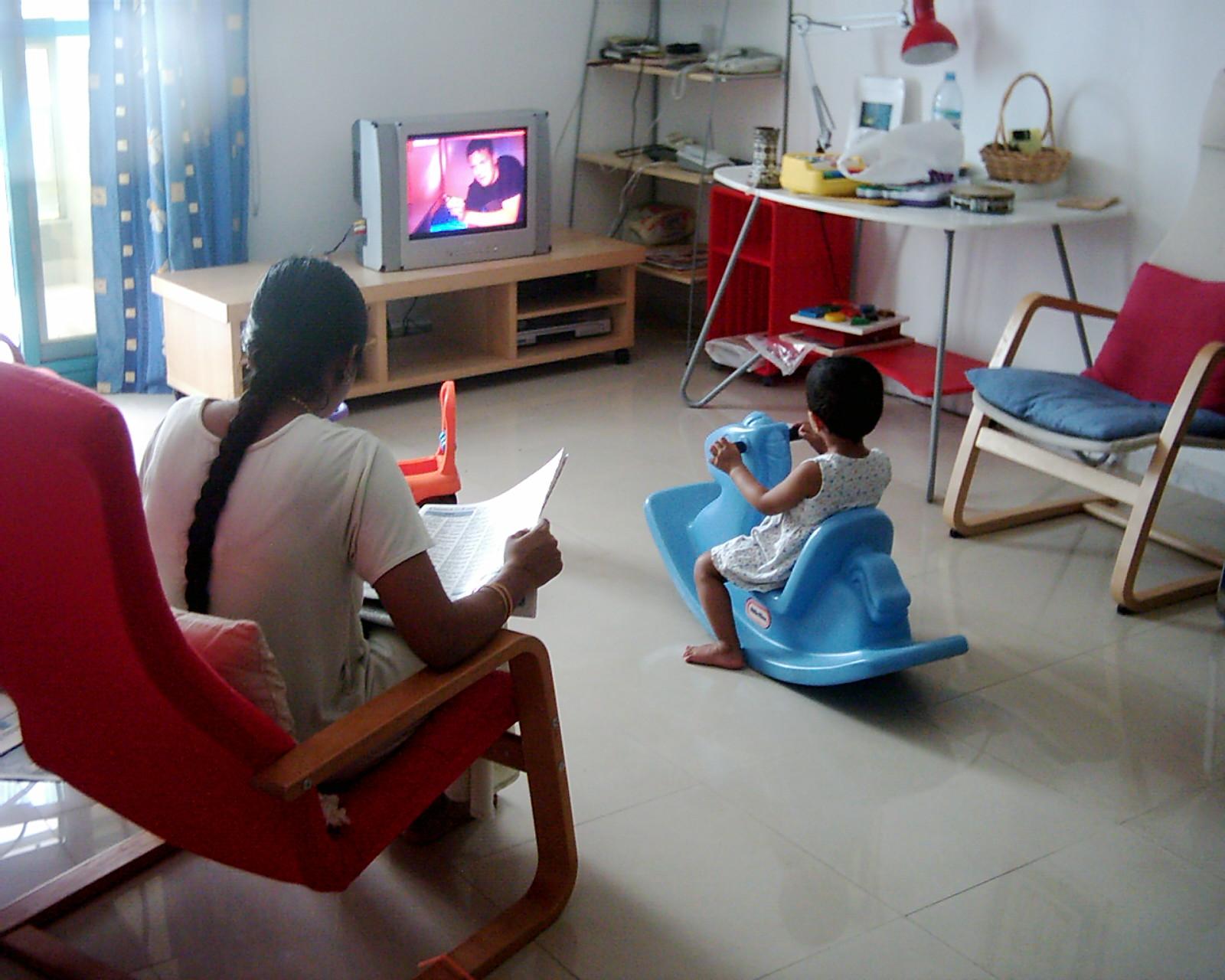 Initiating into responsible viewing, Dubai