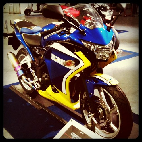 Honda CBR250R Moriwaki