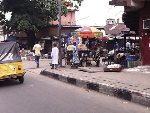 Lagos Island, Nigeria - Isale Eko by Jujufilms