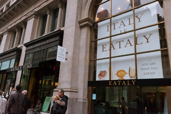 Italy is Eataly