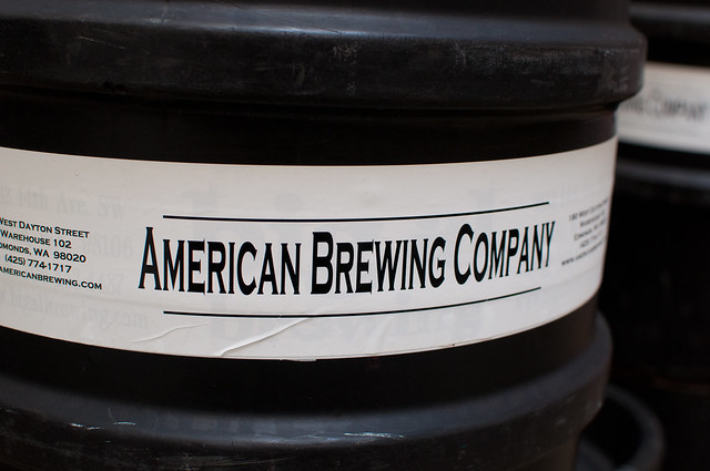 American Brewing Company in Edmonds, WA