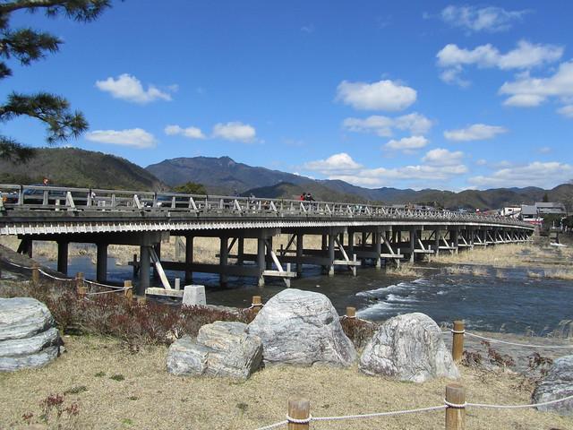 Togetsu-kyo Bridge, Arashiyama