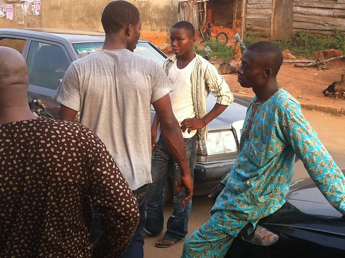 Araromi Obu - Ondo State, Nigeria. by Jujufilms