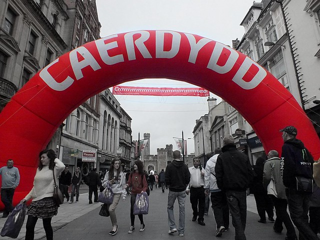 GB Speedway Cardiff 2011