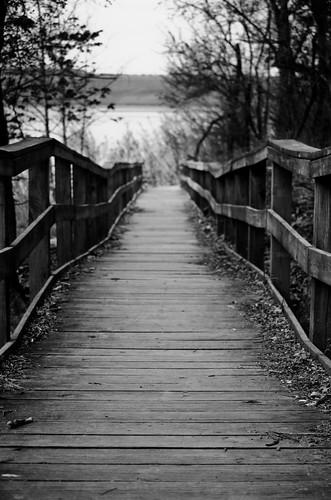 Plank Walkway