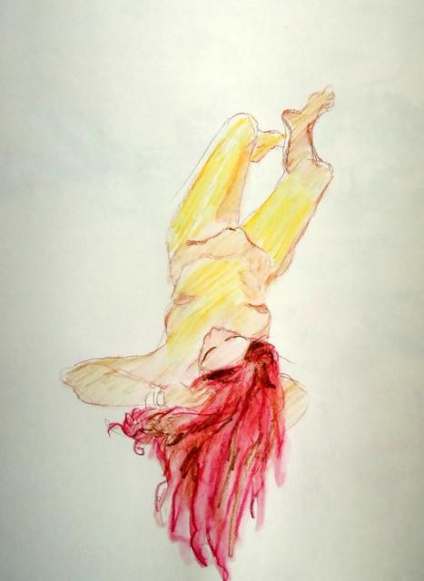 10-minute sketch