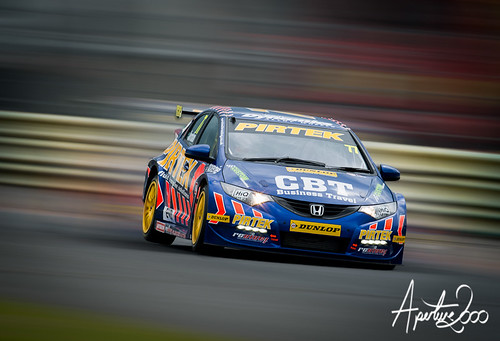British Touring Cars Croft 2012 by TheApertureMan