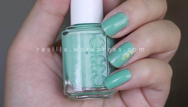 Essie Torquoise & Caicos