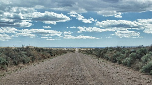 Yearning. Texas, Route 66, USA. Photo copyright Jen Baker/Liberty Images; all rights reserved.
