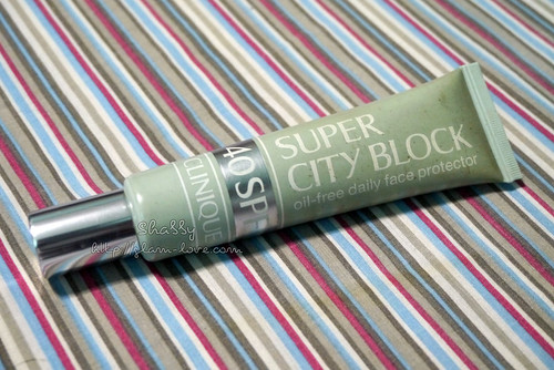 Clinique Super City Block SPF40v2