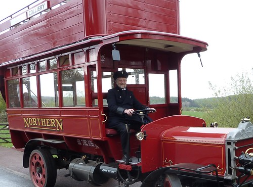 One Man and His Bus!