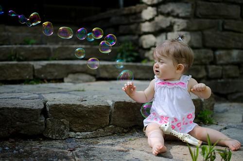Bubble Burst by Face