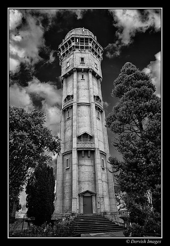 Hawera Water Tower by Dervish Images