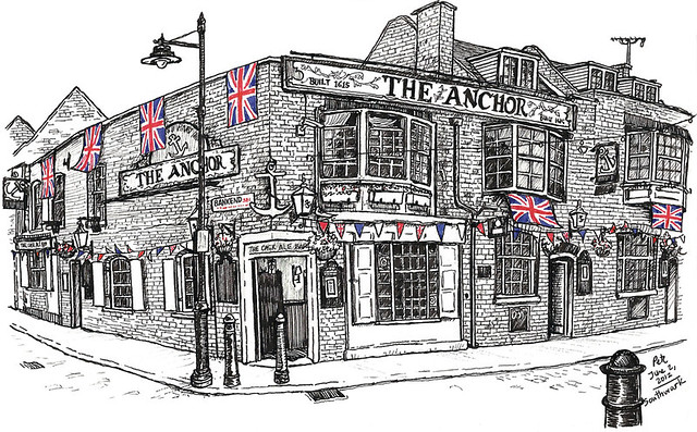 the anchor, southwark