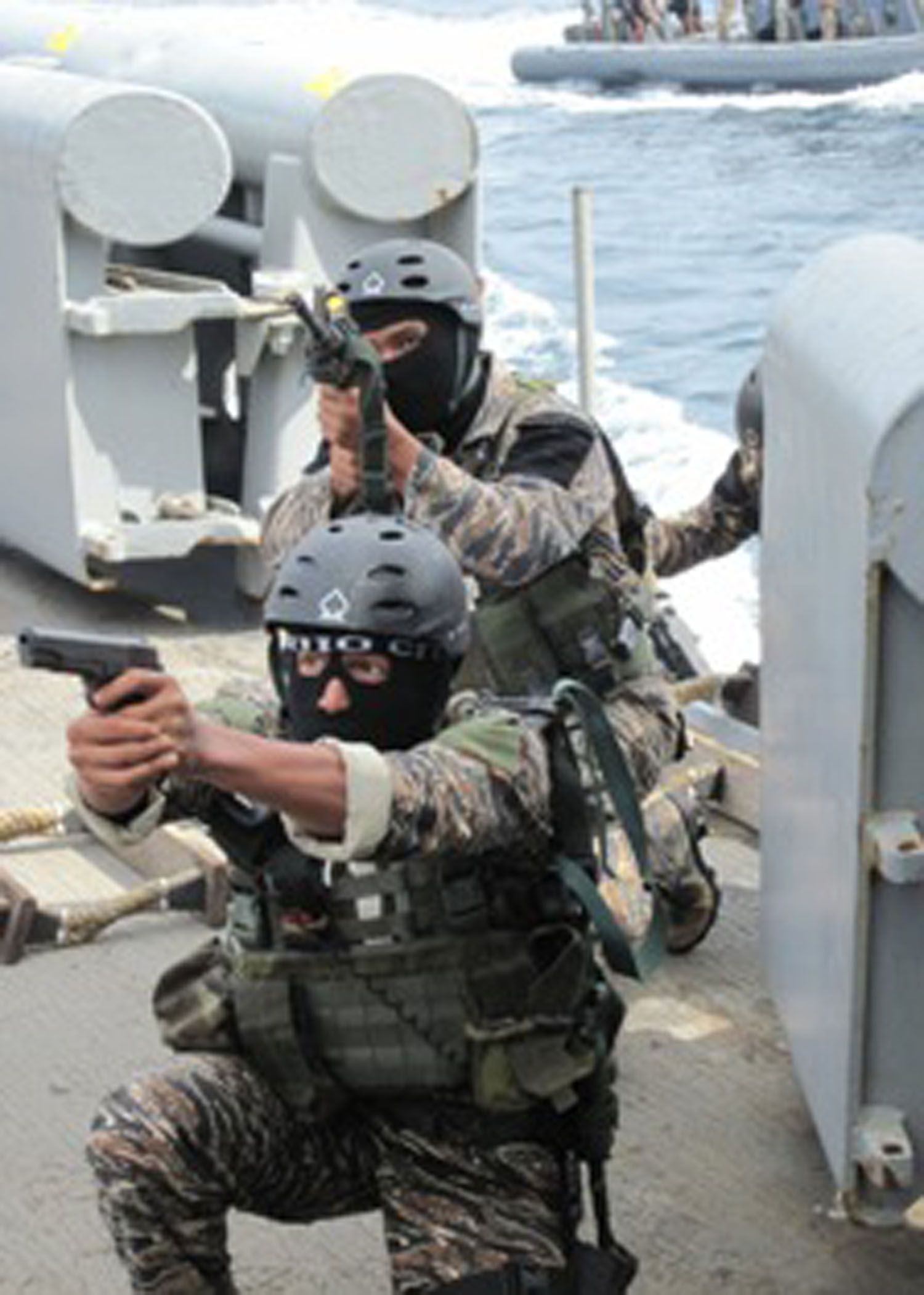 U S Philippine Navies To Join For Carat Exercise In