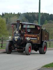 """Foden Steam Wagon 13218 """"Cestria"""""""