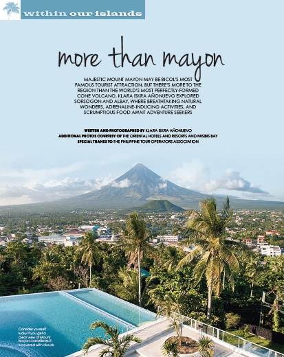 La Isla Magazine - Inflight Magazine of Air Philippines May 2014 Issue