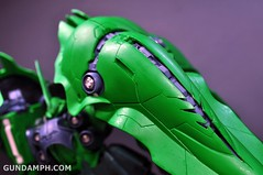 1-100 Kshatriya Neograde Version Colored Cast Resin Kit Straight Build Review (99)