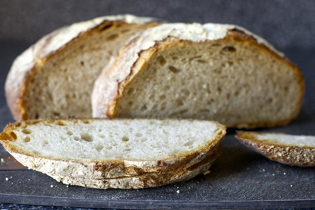 hearty wheat bread