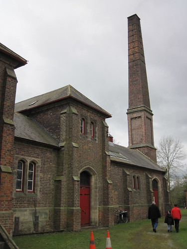 Tees Cottage  Pumping Station