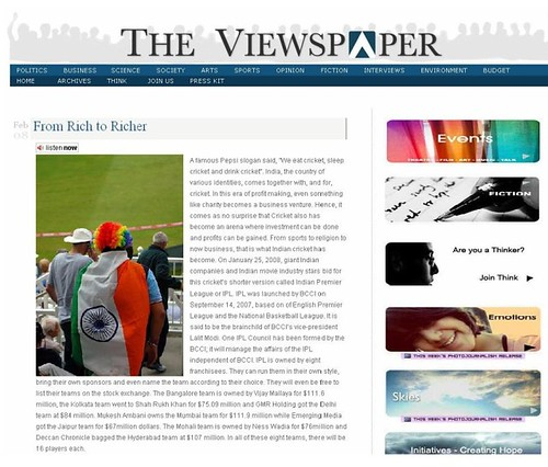 The Viewspaper