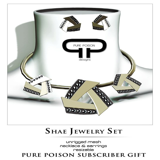 Pure Poison - FabFree Designer of The Day