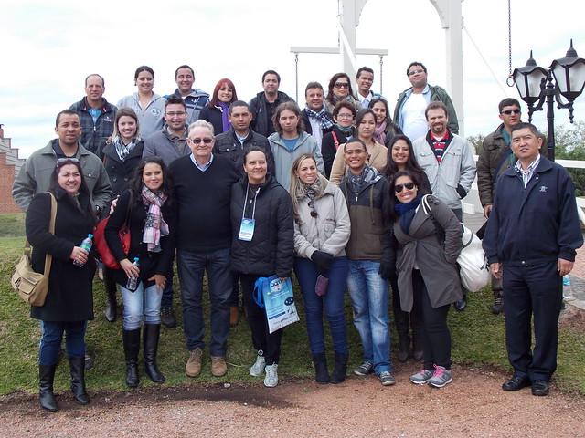 Visita - Congresso Internacional de Administração