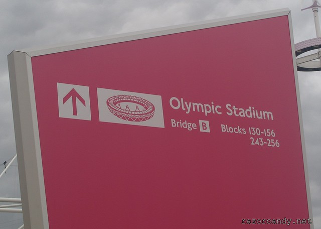 Olympics Stadium - 5th May, 2012 (2)