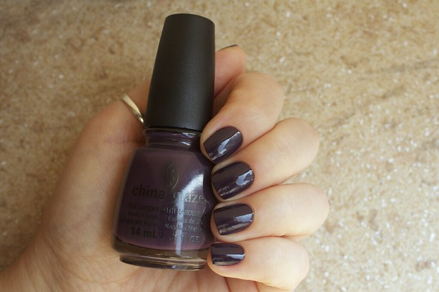 01 China Glaze Autumn Nights Charmed, I'm Sure