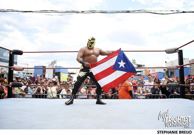 Luchadores Art Whino DC Photos Brightest Young Things Stephanie Breijo11