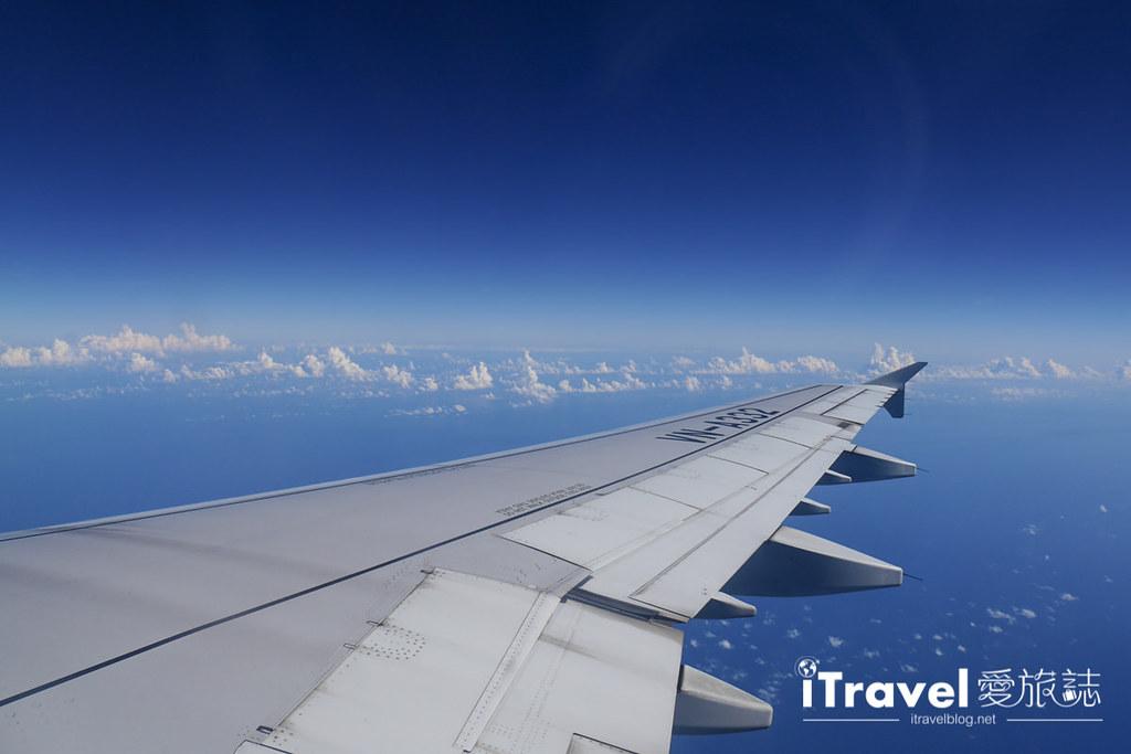 越南航空搭乘体验 Vietnam Airlines (13)