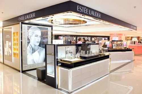 Estee Lauder Beauty Counter at Rustan's Shangrila-Mall