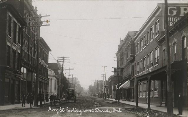 King Street, Dundas