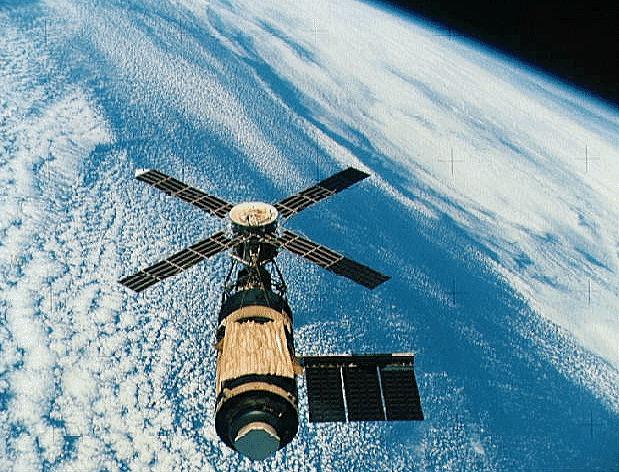 Skylab, 1973-1979