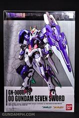 Metal Build 00 Gundam 7 Sword and MB 0 Raiser Review Unboxing (1)