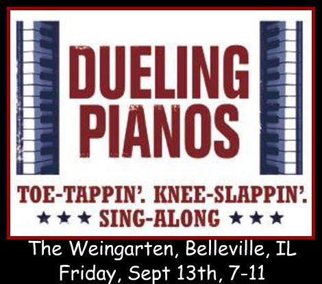 Dueling Pianos 9-13-13