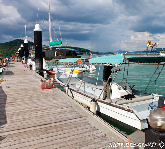 20120409 2012.04.08 Crystal Yacht Sunset Cruise @ Langkawi