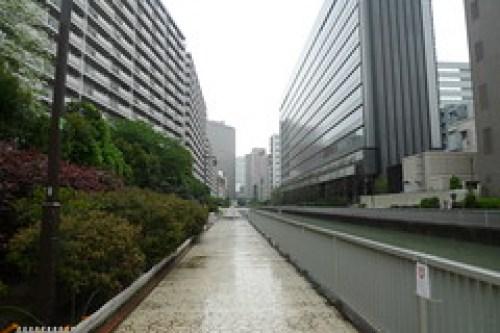 品川~田町間