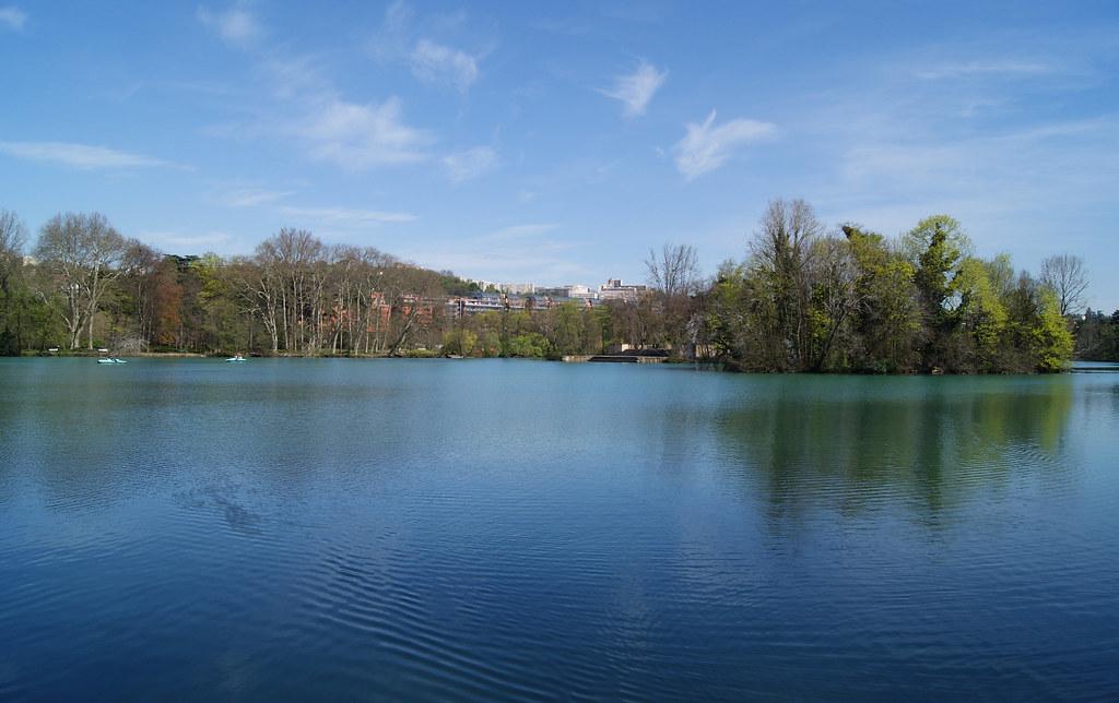 Lac de la Tête d'Or
