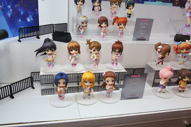 Nendoroid Petite: The IDOLMASTER 2 Million Dreams version Set 02