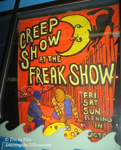 Creepshow at the Freakshow