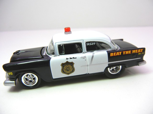 johnny lightning sgt. rick browns 1955 chevy  (2)