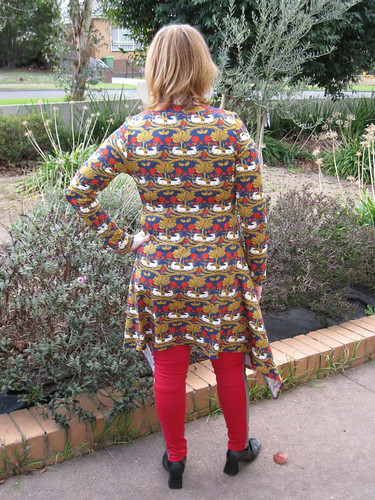 Crafty Mamas Lovely Layers tunic
