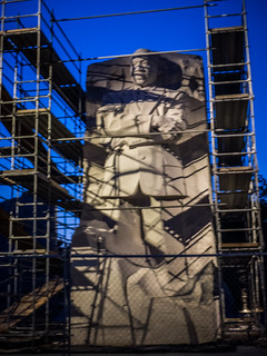 MLK Statue - MLK Memorial