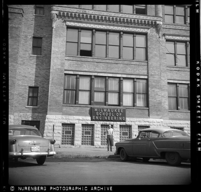 20130824-009 Milwaukee School of Engineering early 1950s